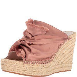 Kenneth Cole New York Women's Odele Wedge Blush 8M